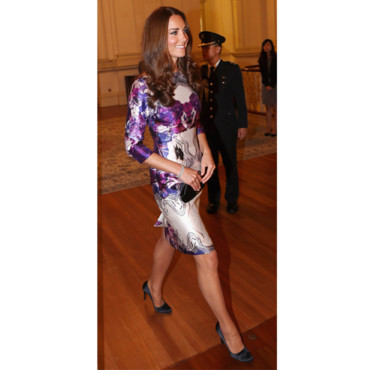 Kate Middleton en Prabal Gurung