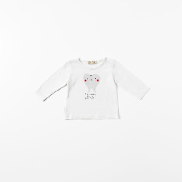 T-shirt avec dessin collection Mini Zara à 5,95 euros