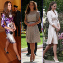 Les looks de Kate Middleton à Singapour