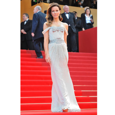 Cannes 2010 Kate Beckinsale en Gucci Premiere