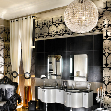 meuble de salle de bain delpha objet d co d co. Black Bedroom Furniture Sets. Home Design Ideas