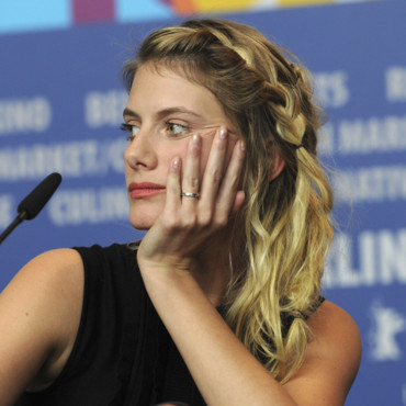 Mélanie Laurent lors du Festival international du film de Berlin en février 2013