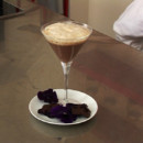 capuccino chocolat orchidees