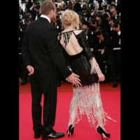 Photo : Madonna et Guy Ritchie de dos