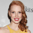 Jessica Chastain à la première de The Heiress le 1er novembre 2012 à New-York