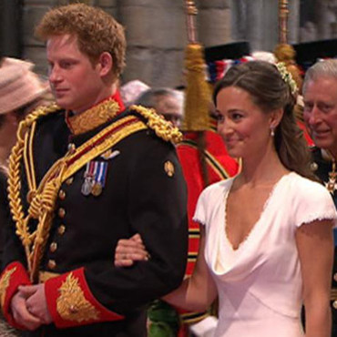Mariage Kate et William : Pippa Middleton
