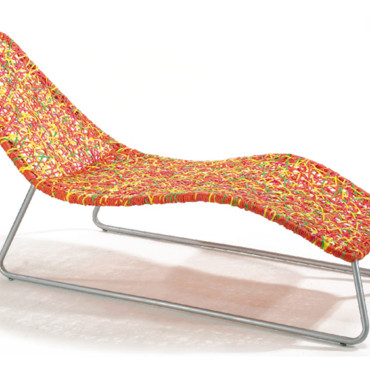 Chaise longue Inov Palm Beach