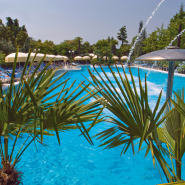 GB Thermae Hotel - Abano Grand Hotel - piscine soleil