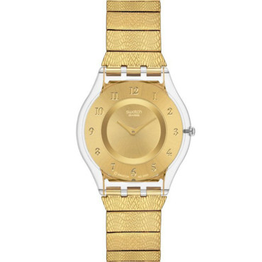 Montre Warm Glow Swatch 90e
