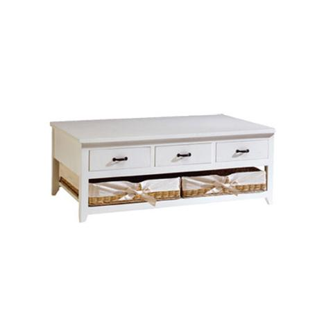 Decoration table basse romantique tendances d co d co for Table basse blanche en bois