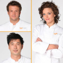 Top Chef : Fanny, Ronan et Pierre Sang