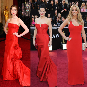 Oscars 2011 red fever