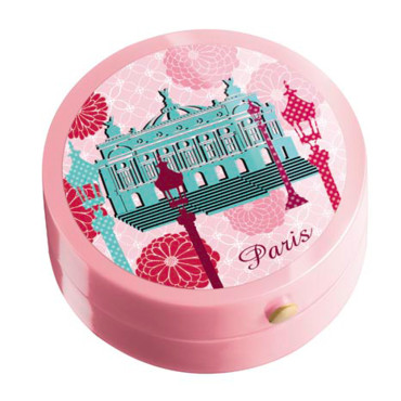 Maquillage printemps été : Blush Bourjois Rose d'or