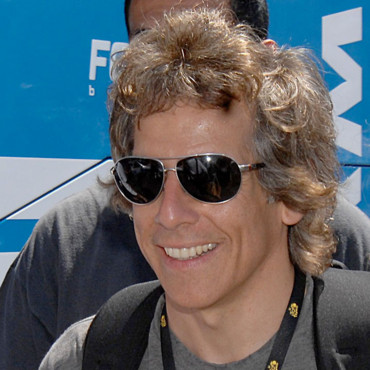 Ben Stiller sur le Tour de France