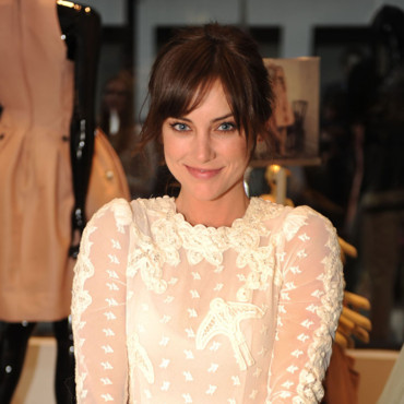 Jessica Stroup pour le lancement de la collection H&M Conscious Exclusive à San Francisco le 4 avril 2013