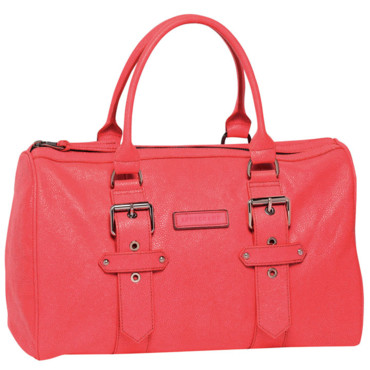Le sac rose de la ligne Kate Moss for Longchamp