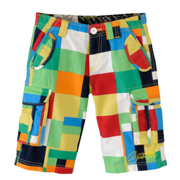 Boxer homme multi color