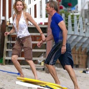 People : Heather Locklear et Jack Wagner