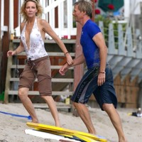 Photo : Heather Locklear, Jack Wagner