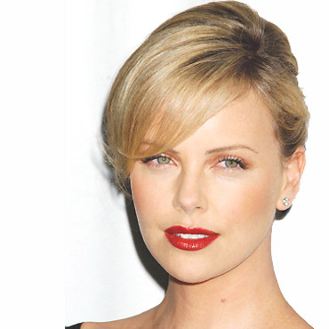 People : Charlize Theron