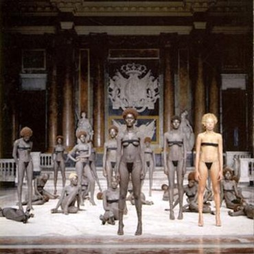 Performances, de Vanessa Beecroft