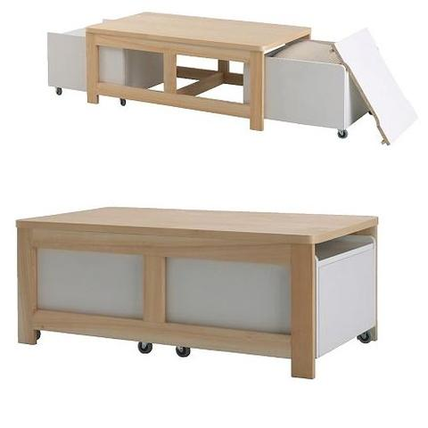 table basse ika table basse ikea on decoration d interieur moderne amazoncom side table white. Black Bedroom Furniture Sets. Home Design Ideas