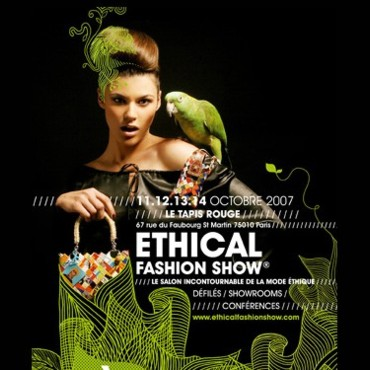 Ethical Fashion Show (salon de la mode éthique)