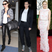 Miranda Kerr, Jessica Alba... le best of mode de la semaine
