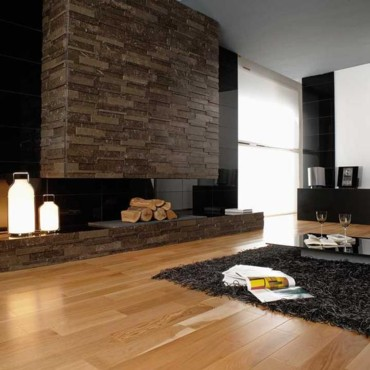 Les modules Strip Habana Brown de Porcelanosa