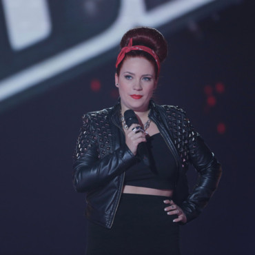 Manon, talent de The Voice 3