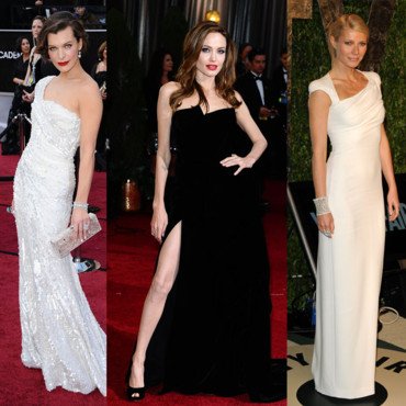 Oscars 2012 le best of mode
