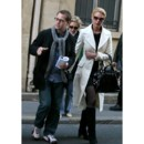 Photo : Katherine Heigl et T.R. Knight  Paris
