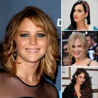 Jennifer Lawrence, Katy Perry... le best of beauté de la semaine