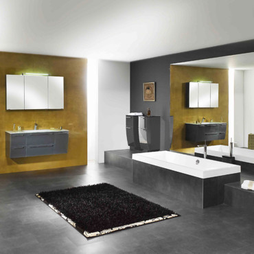salle de bain anthracite interesting beautiful salle de bain dans les ton gris photos with. Black Bedroom Furniture Sets. Home Design Ideas