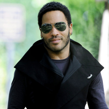 Lenny Kravitz en 2009 : la coupe classe