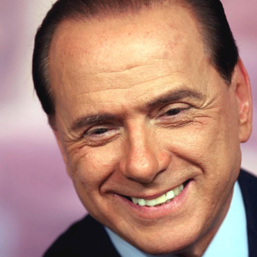 people : Silvio Berlusconi