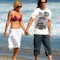 Photo : Jim Carrey, Jenny McCarthy