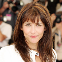 Photo : Sophie Marceau a un regard de braise