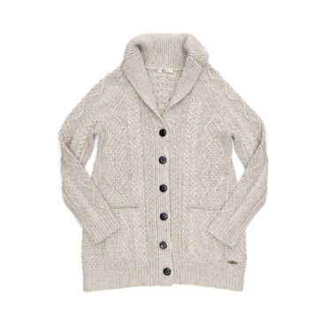 Cardigan grosses mailles Lee 119e
