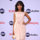 Kerry Washington lors de la projection du final de la saison 2 de Scandal à Los Angeles en mai 2013