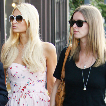 Paris Hilton et Nicky Hilton