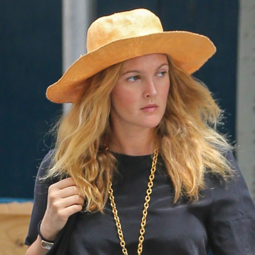 Drew Barrymore dans les rues de New York le 12 septembre 2013