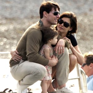People : Tom Cruise, Katie Holmes et Suri