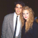George Clooney et Kelly Preston en 1988