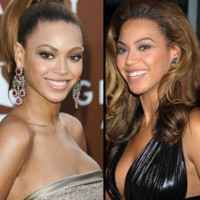 Regardez les 10 coiffures de star de Beyonc !