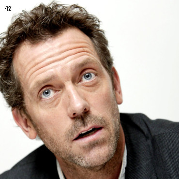 Dr House - Hugh Laurie