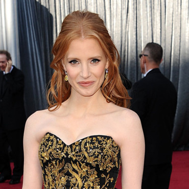 Jessica Chastain Oscars 2012