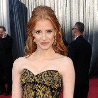 Jessica Chastain, le best of look
