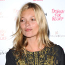Kate Moss et son maquillage nude