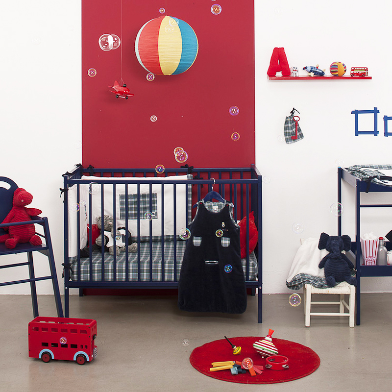 chambre d 39 enfant 8 styles d co pour petit gar on la. Black Bedroom Furniture Sets. Home Design Ideas